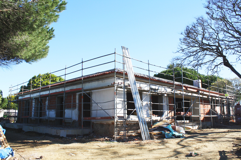 House in Carcavelos Construction - VerdeOeste